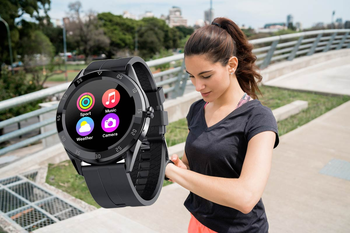 smartwatch C10Xpower